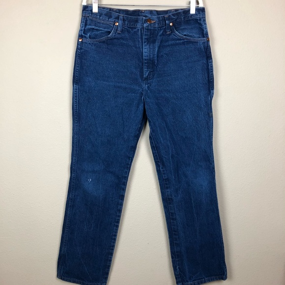 Wrangler Other - Wrangler Cowboy Cut Jeans 36 X 32